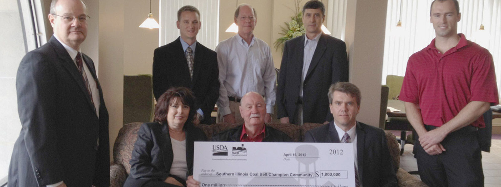 Champion Community Investments receives $1 million loan from USDA Rural Development